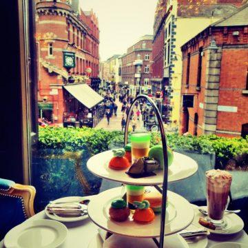 Afternoon Tea at The Westbury Hotel, Dublin