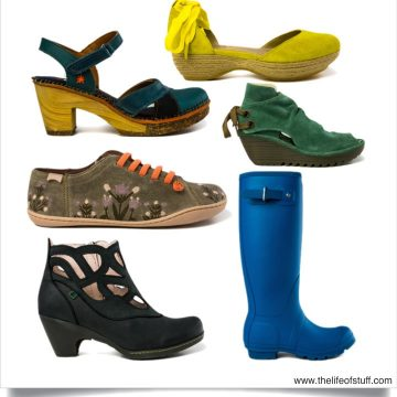 My Festival Favourite Shoes and Sandals from WalkShoes.ie