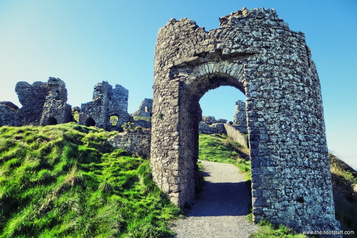 Rock of Dunamase 3