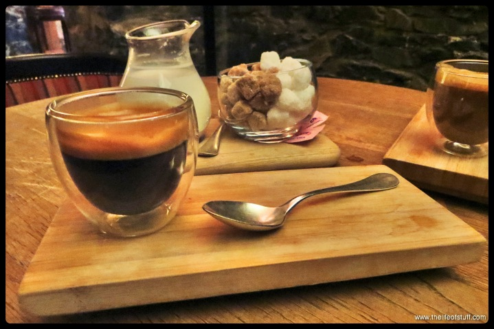 The Cellar Bar - The Merrion Hotel - Coffee-1