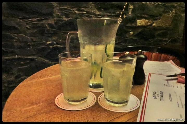 The Cellar Bar - The Merrion Hotel - Dublin - Brunch Refresher-1