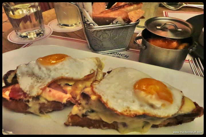 The Life of Stuff   Personal and Irish Lifestyle Blog: The Cellar Bar The Merrion Hotel Dublin Croque Madame 1 Sunday Brunch at The Cellar Bar, The Merrion Hotel, Dublin 2