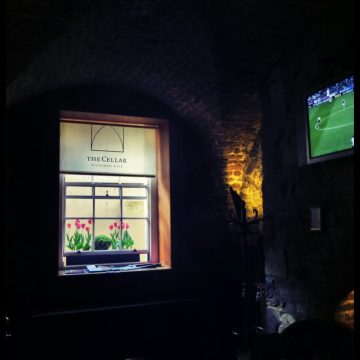 The Cellar Bar - The Merrion Hotel - Lounge-1