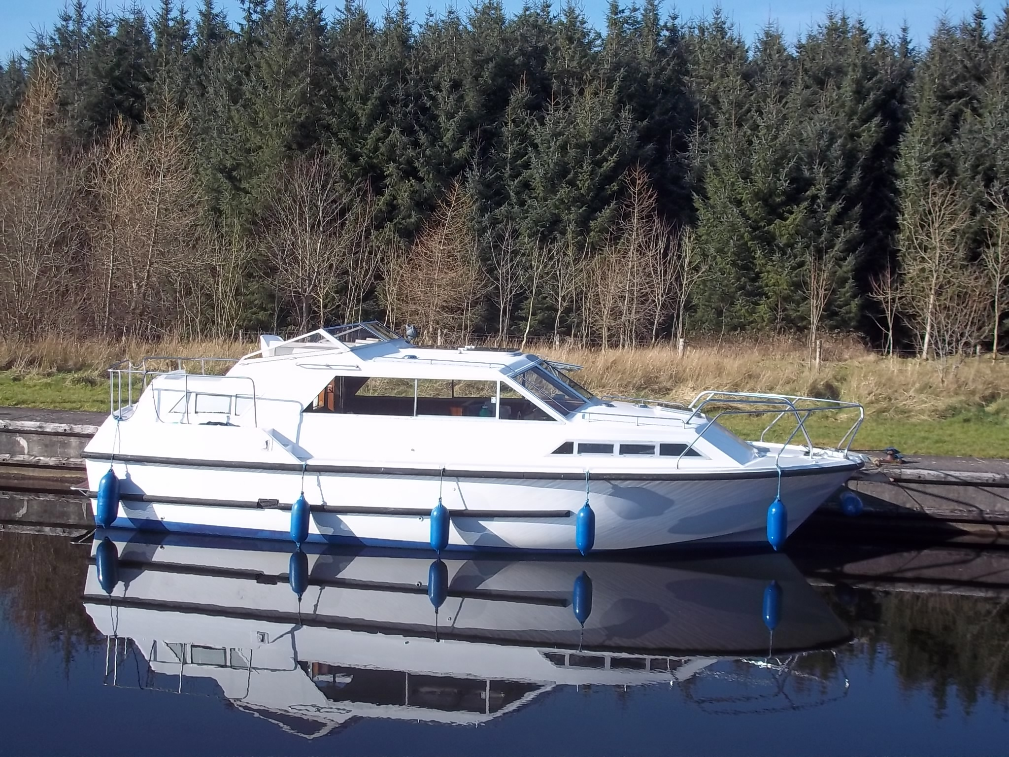 Tranquility - RentOurBoat.ie