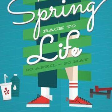 Yelp – Spring Back to Life Friday April 25th – Saturday 17th May, 2014