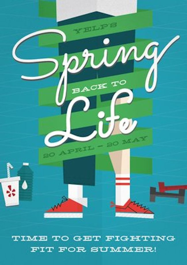 Yelp Spring Back to Life