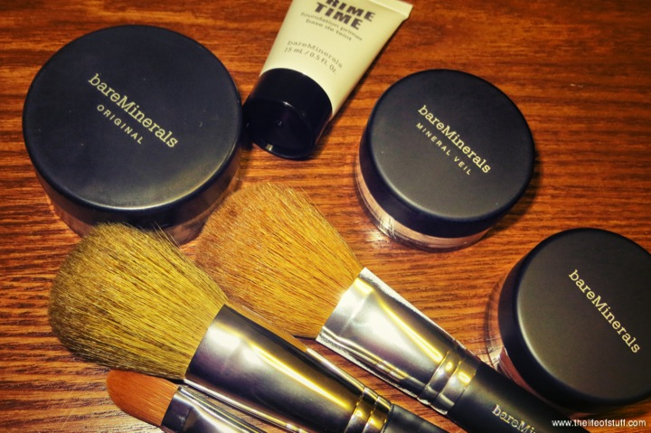 bareMinerals Customizable 8-Piece Get Started Kit - Brushes