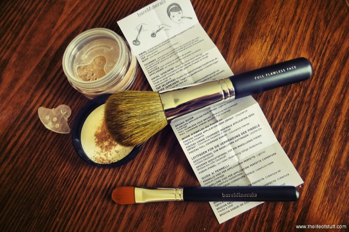 bareMinerals Customizable 8-Piece Get Started Kit - Foundation Brush