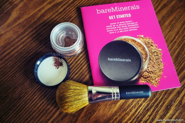 bareMinerals Customizable 8-Piece Get Started Kit - Warmth All Over