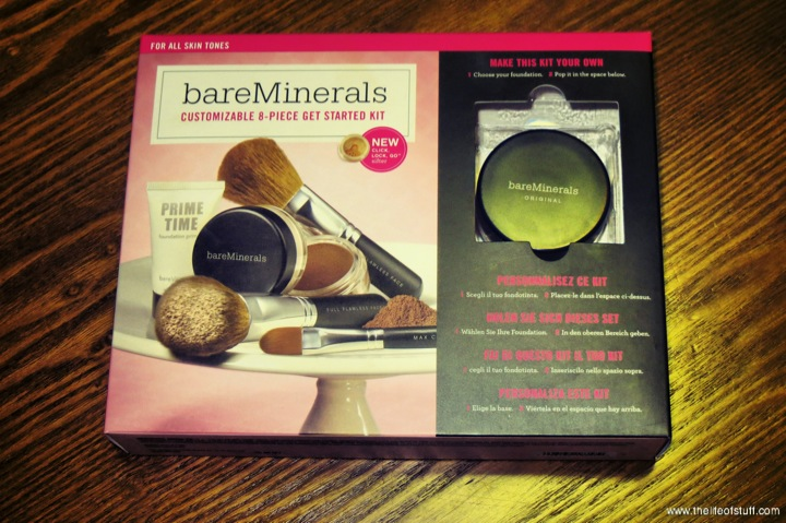 bareMinerals Customizable 8-Piece Get Started Kit