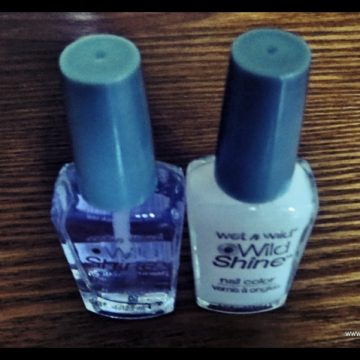 Best Beauty Buy in a While - Jessica, Wet n Wild and OPI Nails