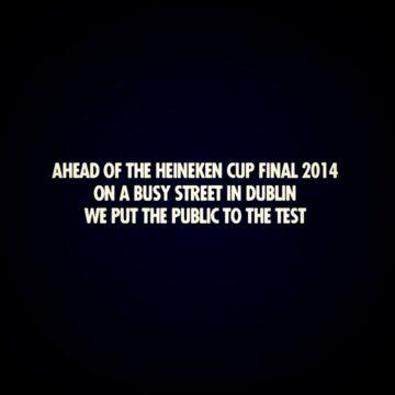 Heineken – Get in the Game – Download and Win