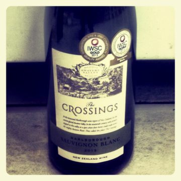 Bevvy of the Week – The Crossings, Sauvignon Blanc