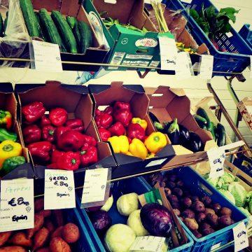 The Green Door Market Dublin