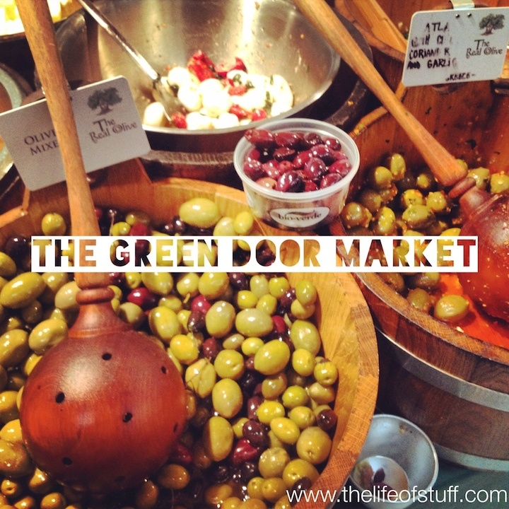The Green Door Market