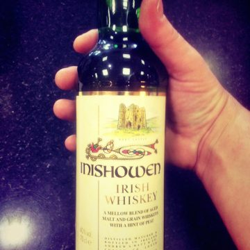 Bevvy of the Week – Inishowen Irish Whiskey