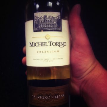 Bevvy of the Week – Michel Torino Sauvignon Blanc