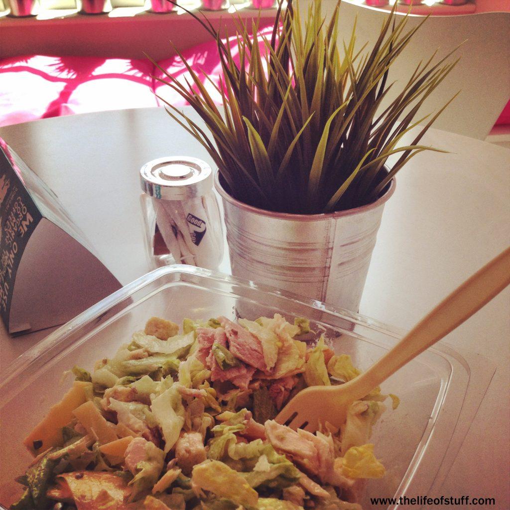 Póg - Fro-Yo, Salad's, Juices - 33 Bachelor's Walk, Dublin