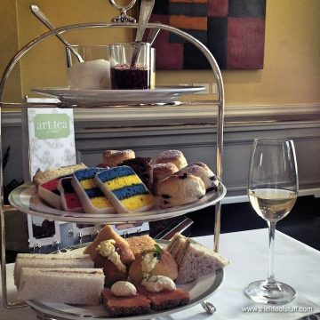 Art Tea - Afternoon Tea at The Merrion, Dublin