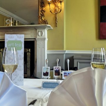 Art Tea - Afternoon Tea at The Merrion, Dublin-11