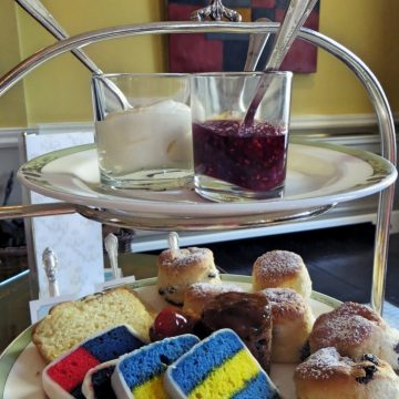 Art Tea - Afternoon Tea at The Merrion, Dublin-12
