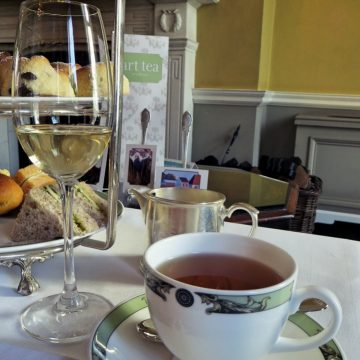 Art Tea - Afternoon Tea at The Merrion, Dublin-14