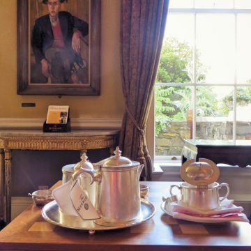 Art Tea - Afternoon Tea at The Merrion, Dublin-9