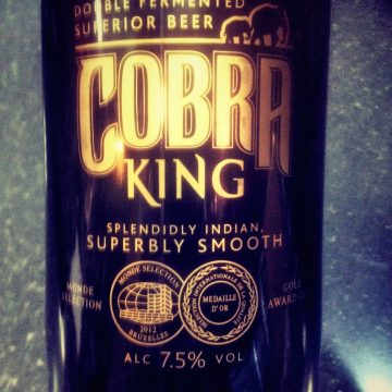 Bevvy of the Week – Cobra King