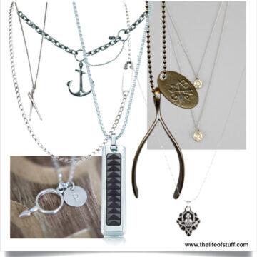 Fashion Fix – Mens Jewellery Summer 2014