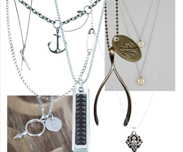 Fashion Fix - Mens Jewellery Summer 2014