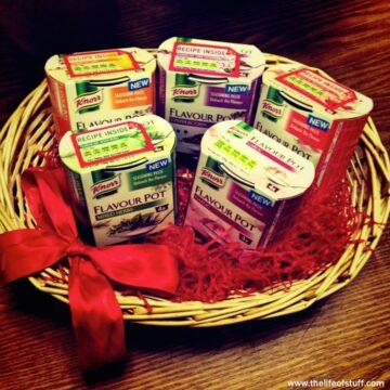 Win A Flavoursome Knorr Flavour Pot Hamper