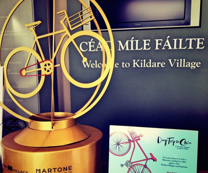 A Day Trip to Chic at Kildare Village, Mommy Style