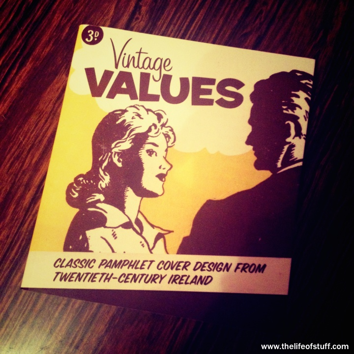 Win a Limited Edition Vintage Values Poster
