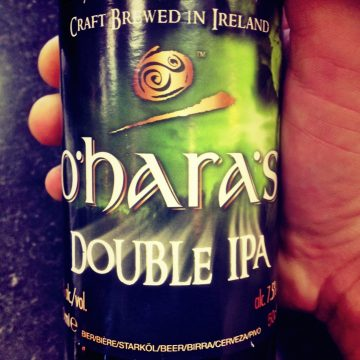 Bevvy of the Week – O'Hara's Double IPA