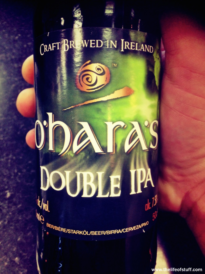 Bevvy of the Week - O'Hara's Double IPA