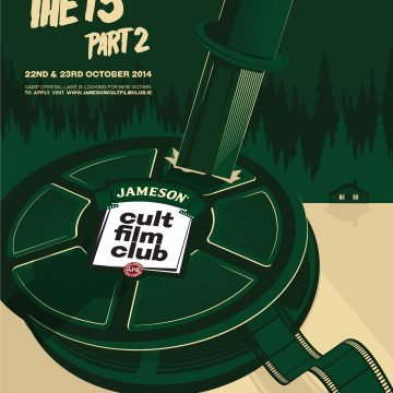 Win Tickets to the Jameson Cult Film Club Screening – Friday The 13th