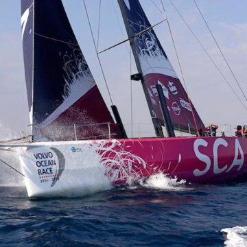 Real Girl Power, All-Female Team SCA in The Volvo Ocean Race