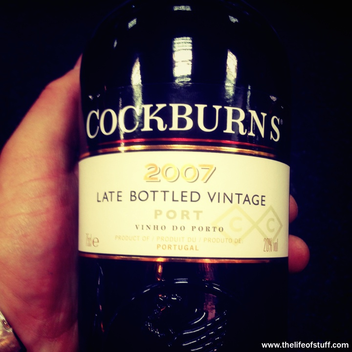 Bevvy of the Week - LBV Port