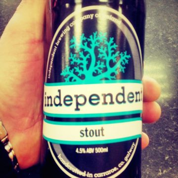 Bevvy of the Week – Independent Stout