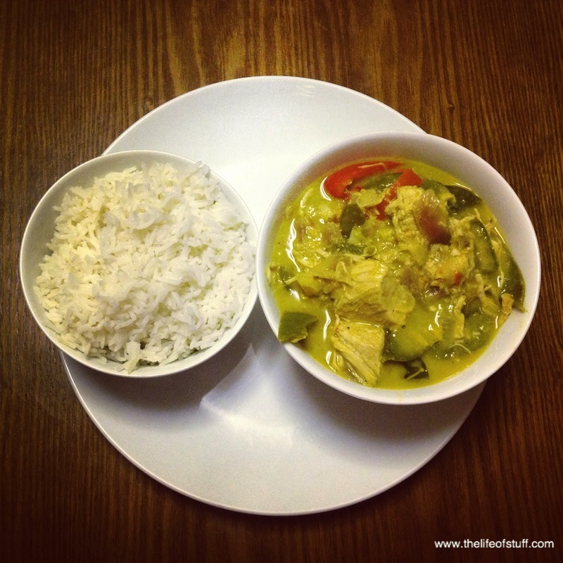 Thai Green Curry - A Delicious but Easy Recipe
