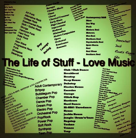 The Life of Stuff - Love Music