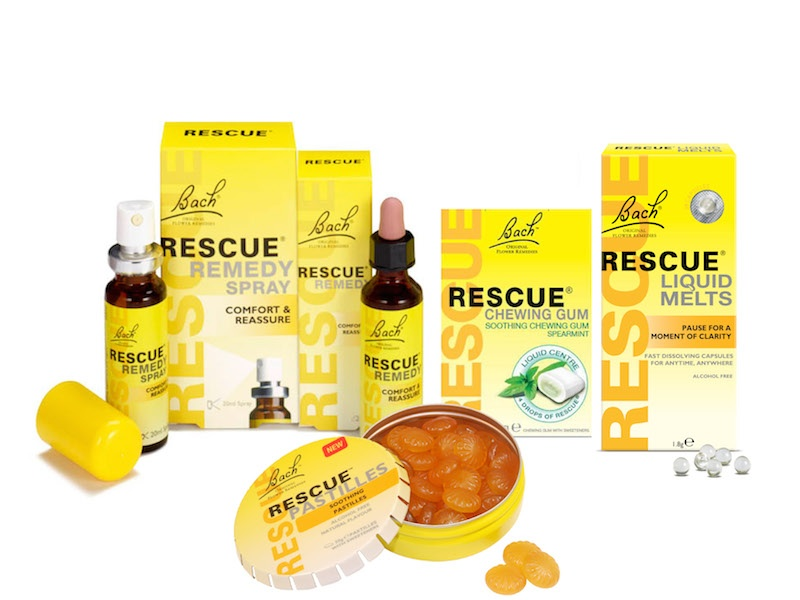 Win a Rescue Remedy Hamper from Wholefoods.ie