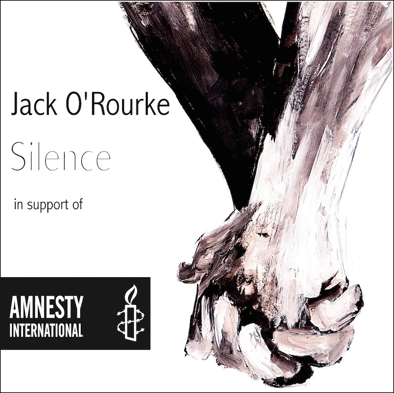 Listen of the Week - Jack O'Rourke, Silence for #YESEQUALITY