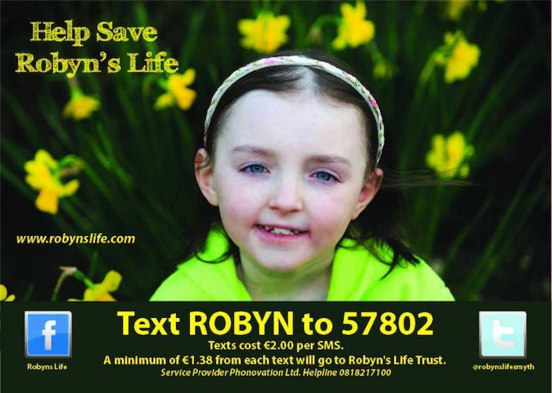 A Gig for Robyn - Whelan's, Dublin - Wed 27th May 8pm