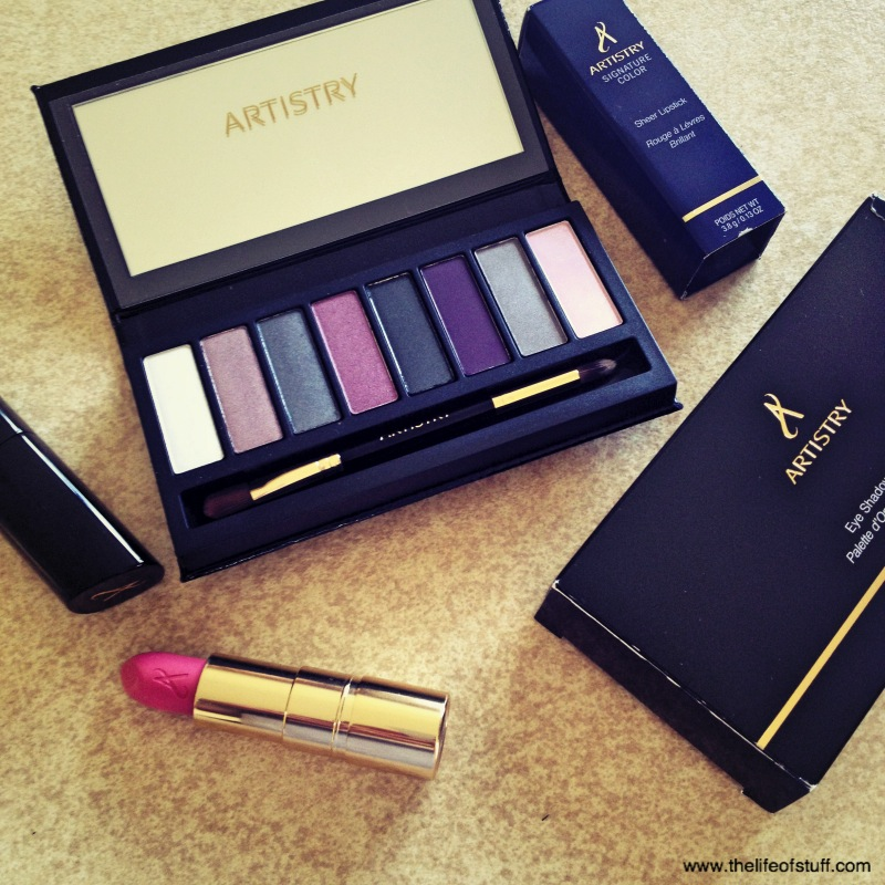 eauty Fix - Artistry Eyes and Lips for Spring/Summer 2015