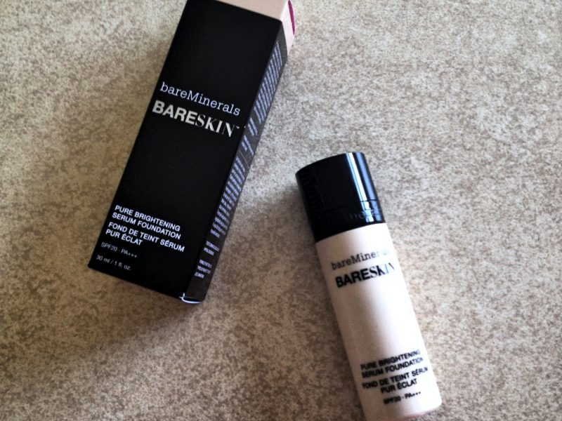 Best Beauty Buy in a While - bareMinerals bareSkin