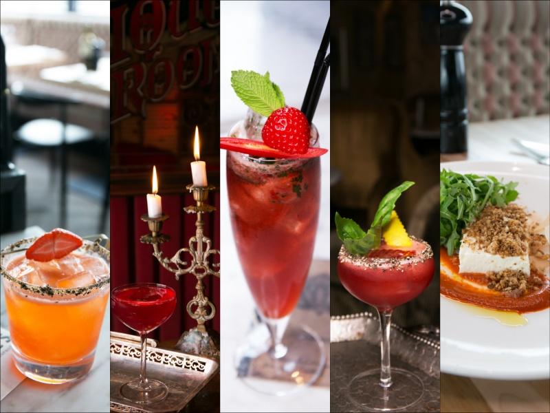 EAT (RED), DRINK (RED), SAVE LIVES June 1 - 30, 2015