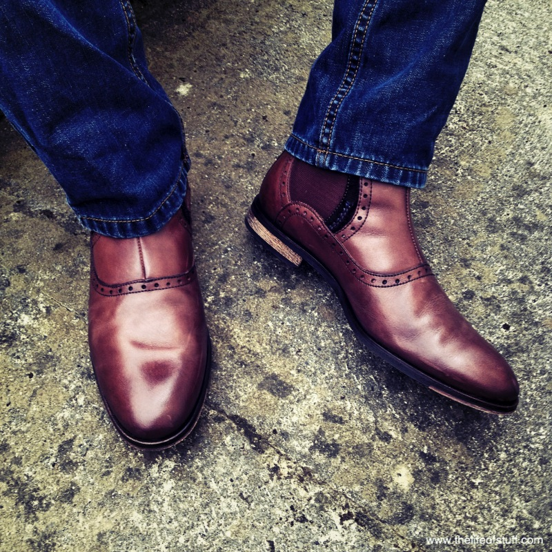 Fashion Fix - Goodwin Smith, Bucking Good Shoes for Men