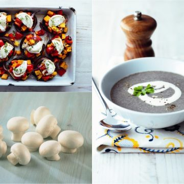 Just Add Mushrooms – Delicious Recipes Inside