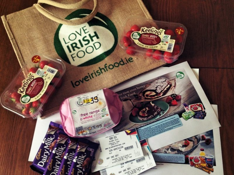 Love Irish Food To Celebrate Food Talent with Award and Recipe Publication